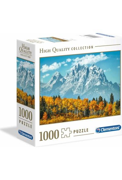 Clementoni 1000 Parça 96700 Grand Teton Puzzle