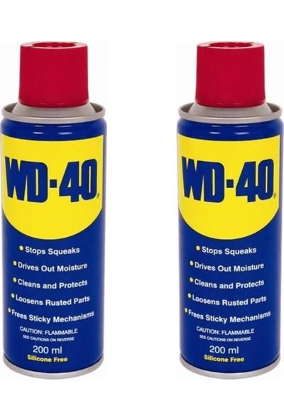 Wd-40 Pas Sökücü 200 ml 2 Adet