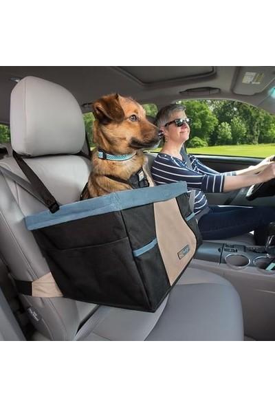 Pet Safe Kurgo Rover Köpek Otokoltuğu Siyah/mavi K01144