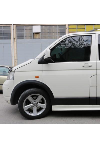 Cappafe Volkswagen T5 Dodik Seti Uzun Şase 2003-2009 Yıl Arası Çift Sürgü