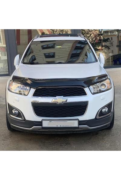 Cappafe Chevrolet Captiva Ön Kaput Koruyucu Rüzgarlığı 2012-2019 Yılı Ara