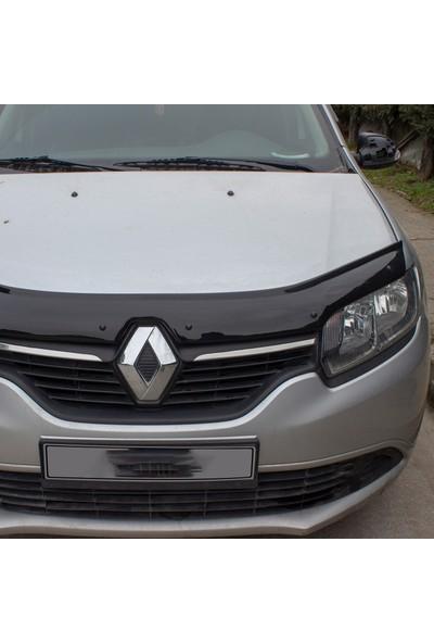 Cappafe Renault Symbol Ön Kaput Koruyucu Rüzgarlığı 2013- Yılı ve Sonrası