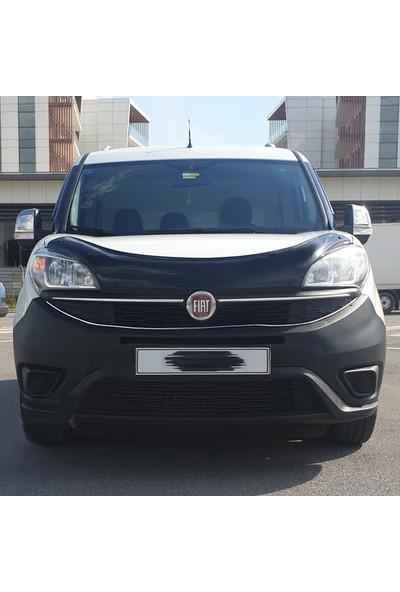 Cappafe Fiat Doblo Ön Kaput Koruyucu Rüzgarlığı 2015- Yılı ve Sonrası