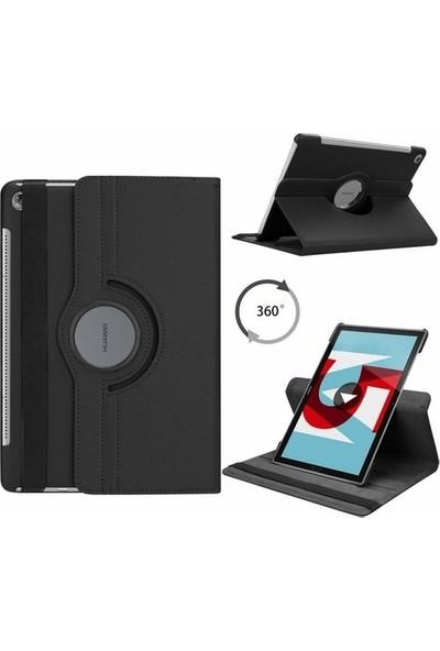 Aksesuarkolic Samsung Galaxy Tab 4 10.1 Standlı Kapaklı Kılıf Kırmızı