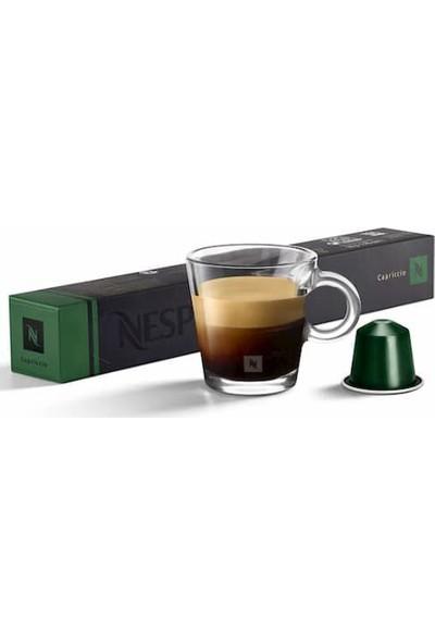 Nespresso Espresso Capriccio Kahve 10 Kapsül