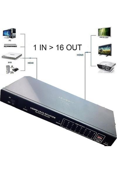 Ugreen 16 Port HDMI Çoklayıcı Splitter