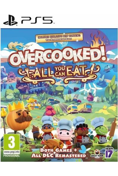 Overcooked PS5 Oyun