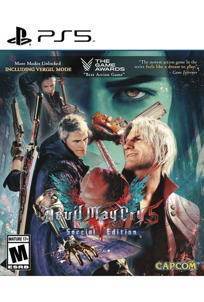Devil May Cry (Special Edition) PS5 Oyun