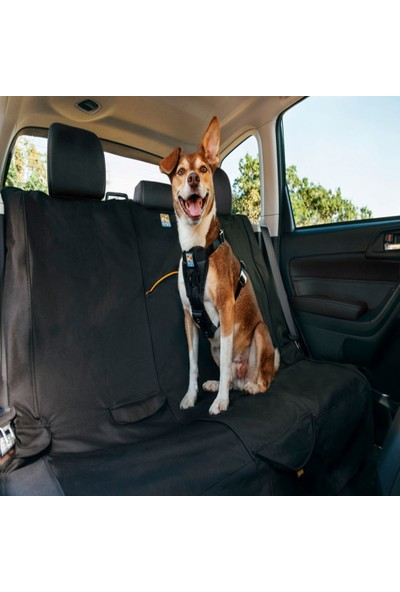 Pet Safe Kurgo Wander Arka Koltuk Kılıfı Antrasit K01268