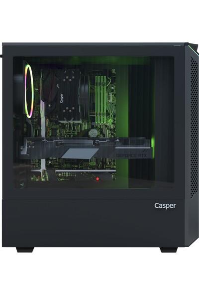 Casper Excalibur E60B.104F-85H0R-0HC Intel Core i5 10400F 8GB 1TB + 240GB SSD GTX1650 Windows 10 Pro Masaüstü Bilgisayar