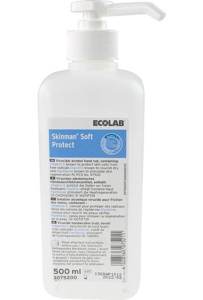 Ecolab Skinman Soft 500 ml
