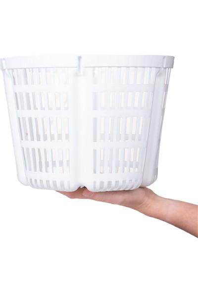 Mestic Portatif Manuel Yıkama Kamp Çamaşır Makinesi
