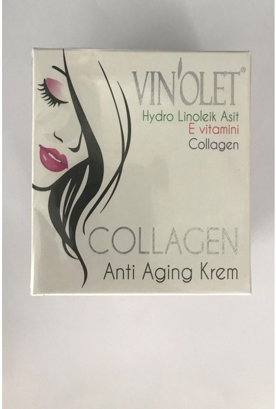 Vinolet Colagen Krem 50 ml