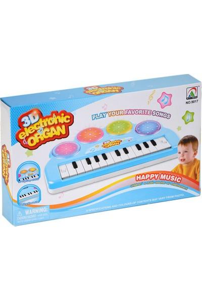 Pasifik Toys Pilli Işıklı Piyano