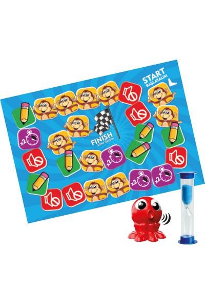 Mor Toys Habu Süper Eğlenceli Aile Oyunu