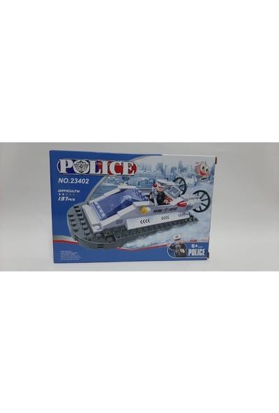 Bir-Can Police 137 Parça LEGO