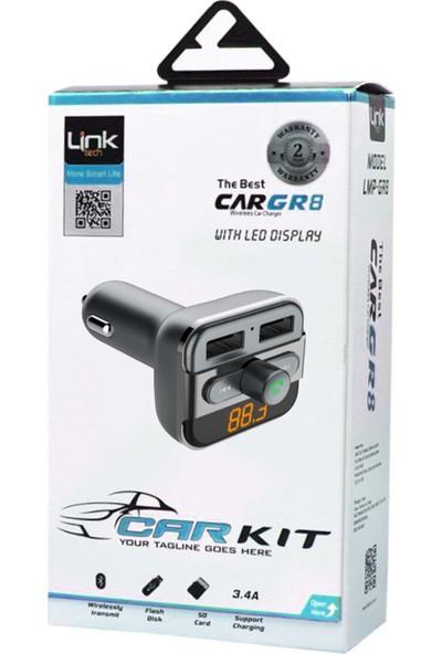 Carr8 Link FM Transmitter