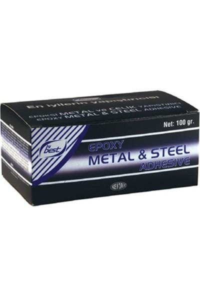 Best Epoksi Metal Yapıştırıcısı 100GR
