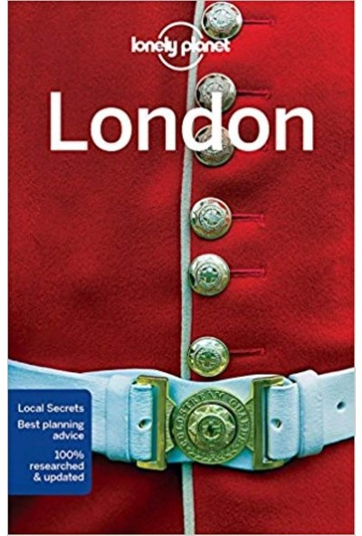 Lonely Planet London City Guide - Lonely Planet