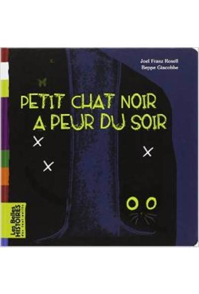 Petit Chat Noir A Peur Du Soir - Joel-Franz Rosell