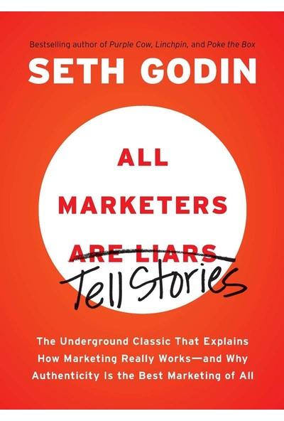 All Marketers Are Liars - Seth Godin