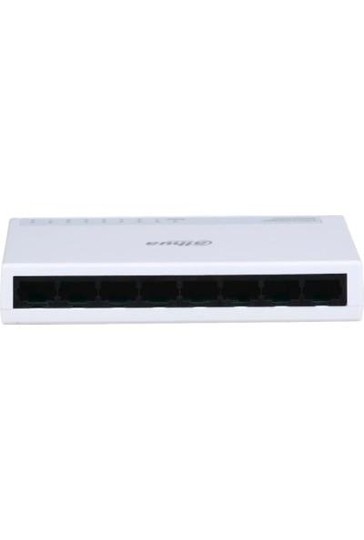 Dahua PFS3008-8ET-L 8 Port Megabit Desktop Switch