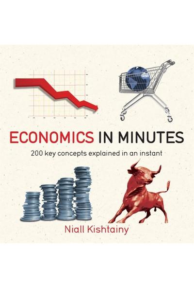 Economics İn Minutes - Niall Kishtainy