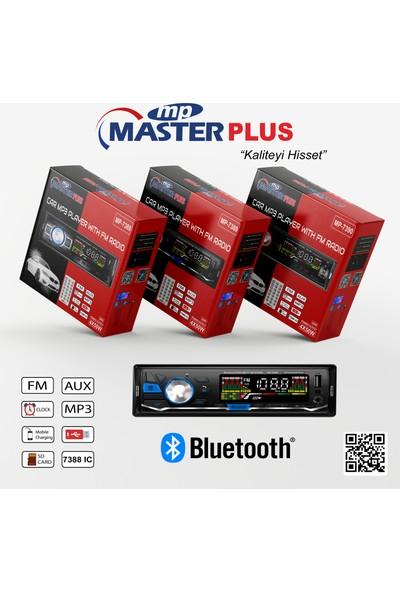 Master Plus Masterplus Bluetooth Oto Teyip