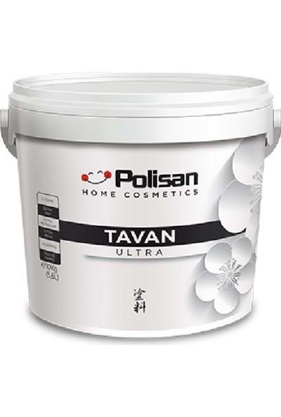 Polisan Ultra Tavan Boyası 3,5 kg - 0001 / Beyaz