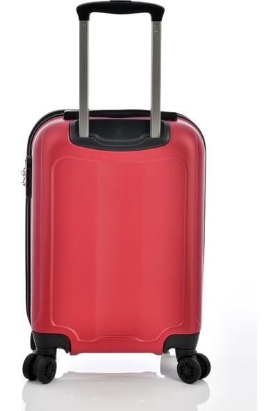 Ehs 1EH10507 4 Tekerlekli Kabin Boy Valiz Kiremit
