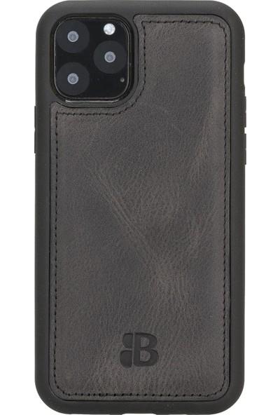 Burkley Fxc Deri Telefon Kılıfı Iphone 11 Pro Tn1 Siyah Rfıd Özellikli