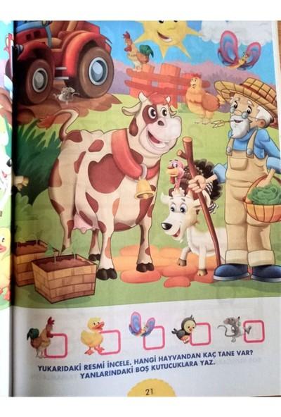 Çocuk Gezegeni 500 Aktivite Kitap Serisi - 5 Kitap
