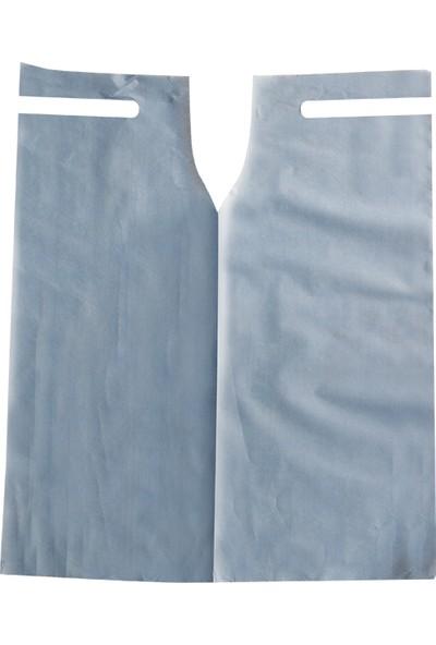 Pratikser Tek Kullanımlık Mavi Hasta Önlüğü - 50 x 60 cm - 3 Rulo
