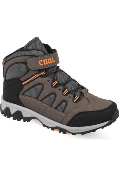 Cool Kahve Spor Ayakkabı (Mega-Flt-14)