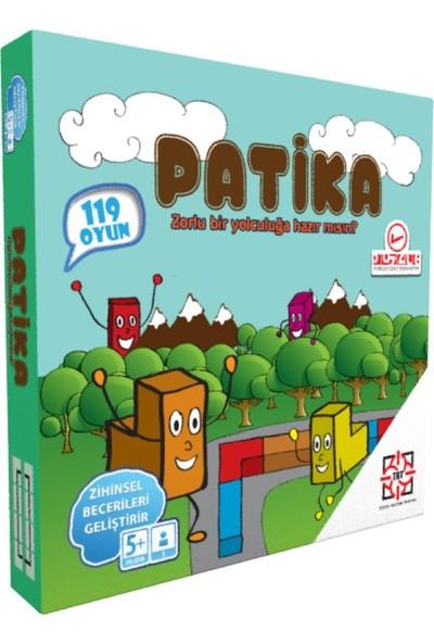 Türk Beyin Takımı Patika Kutu Oyunu