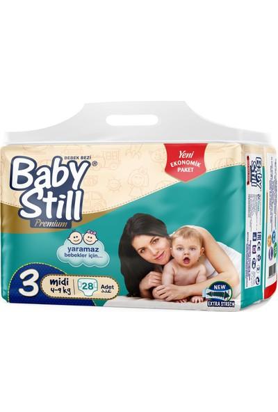 Baby Still Bebek Bezi 3 Beden - 28'li
