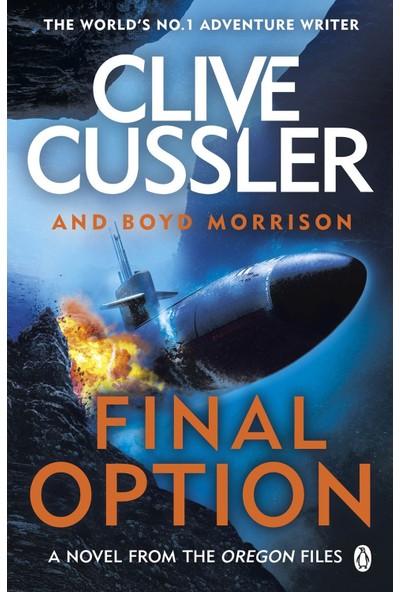 Final Option - Clive Cussler