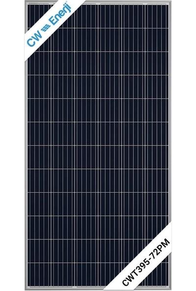 Cw 395 Watt Monokristal Güneş Paneli 72PM