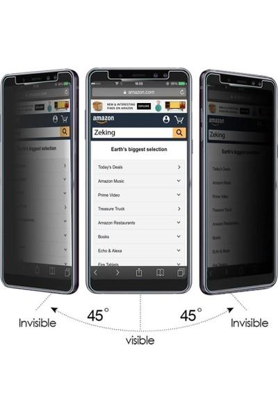 Piili Samsung Galaxy J6 Plus / J4 Plus | Privacy Hayalet Ekran Koruyucu