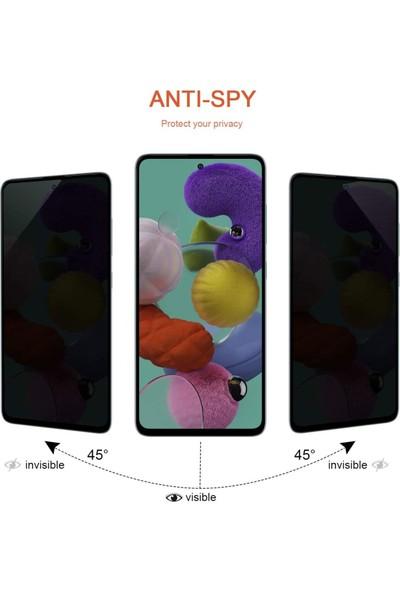 Piili Samsung Galaxy A81 | Privacy Hayalet Ekran Koruyucu
