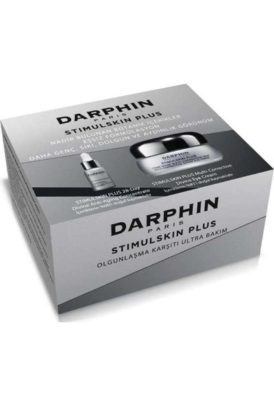 Darphin Stimulskin Plus Multi Corrective Divine Eye Cream 15 ml Set