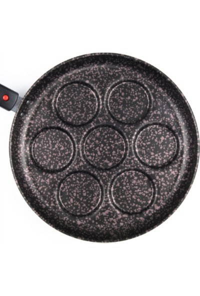 Papilla Bravo Granit Efektli Pankek - Mücver Tavası 28 cm