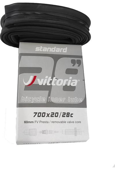 Vittoria Iç Lastik 700X20/28C Ince Sibop 60MM STANDART8022530009508