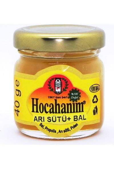Hocahanım Arı Sütü Çam Balı 40 gr