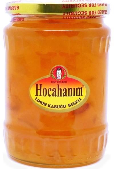 Hocahanım Limon Kabuğu Reçeli 710 gr