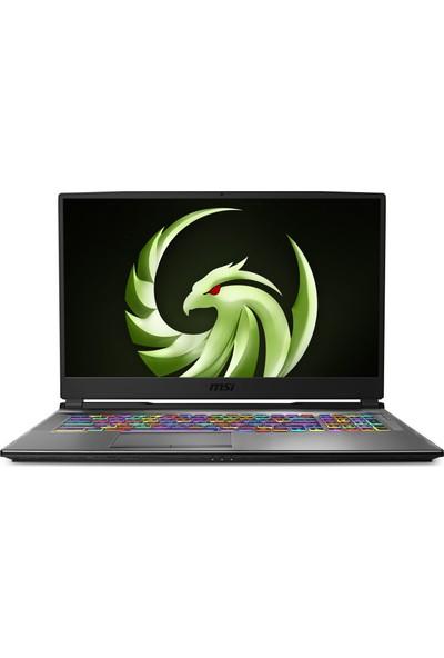 """MSI Alpha 17 A4DEK-025XTR AMD Ryzen 7 4800H 16GB 512GB SSD RX5600M Freedos 17.3"""" FHD Taşınabilir Bilgisayar"""