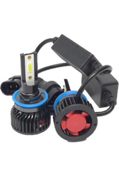 Aliya Turbo Cob Mini LED H11 Compact