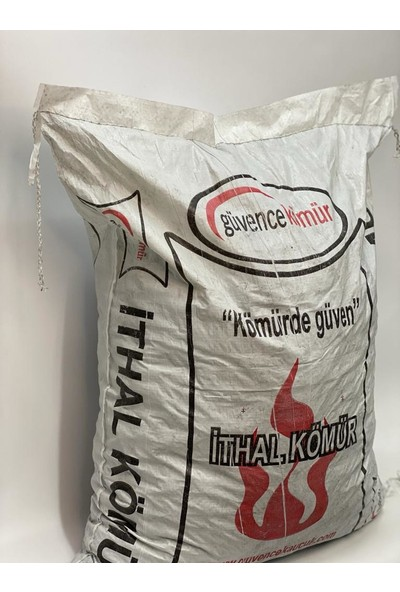 Ceren Mangal Ithal Sibirya Soba Kalorifer Kömürü 100 kg Çuvallı