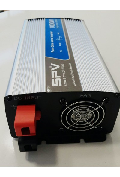 Spv 1000 Watt 12/24 Volt Tam Sinüs Inverter