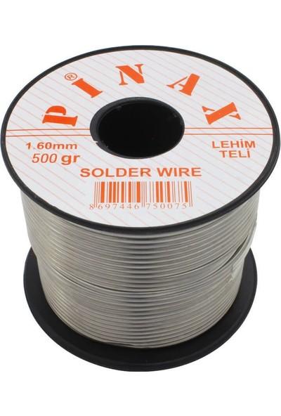 Pinax 500 gr Lehim Teli 1,60 mm